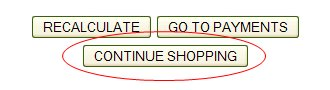 Continue Shopping button